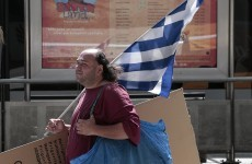 Greece has found enough cash for the IMF – by not paying its people