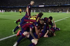 'Lionel Messi isn't Barcelona's only piece of art'