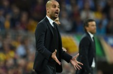 Guardiola: Bayern didn't lose because of Messi