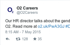 O2 just made the most unfortunate Twitter typo we have ever seen