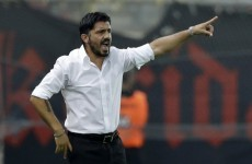 Gennaro Gattuso has come up with the most Gattuso way possible of stopping Lionel Messi
