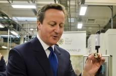 The British Pound loves David Cameron