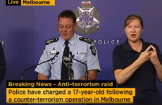 Three-bomb Mother's Day terror plot by teenager foiled in Melbourne