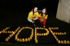 In pictures: runners on their marks for Darkness Into Light event this morning