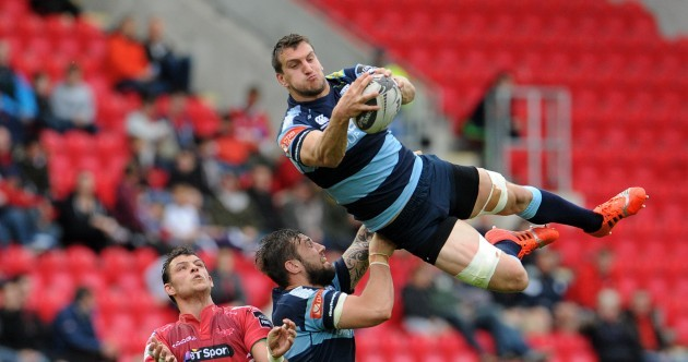 Scarlets pull clear of Connacht in race for Champions Cup qualification