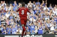 Is rival fans' treatment of Steven Gerrard fair enough or does he deserve more respect?