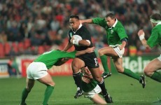 It's Jonah Lomu's 40th today… and he is still younger than Brad Thorn!