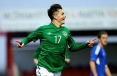 Jack Grealish is NOT in the Ireland squad to face England and Scotland