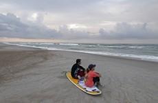 Debate over evacuation as Hurricane Irene heads for US east coast