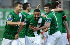 'There are a lot of footballers in League of Ireland who could be playing at higher levels'