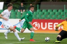 Ireland bow out of U17s European Championships after Spurs youngster's spectacular strike