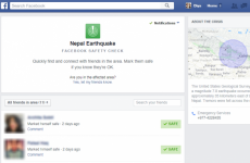 Irish people are jokingly using Facebook's Nepal safety check-in and it's enraging everyone