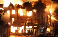 Social network chiefs meet British government, police over riots