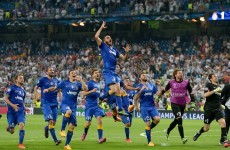 Juve are back in the Champions League final after dumping out the holders