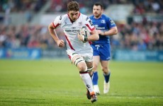 'He really does have it all' – Henderson decision boosts Ulster's Pro12 hopes