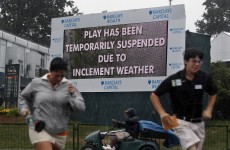 FedEx Cup braces for Hurricane Irene
