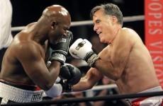 Mitt 'Stormin' Mormon' Romney suffered (another) painful defeat last-night