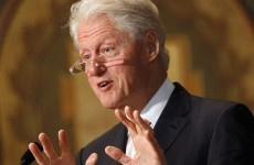 Clinton book made false claims about speeches in Ireland