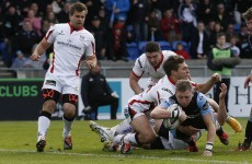 Ulster blown away by Glasgow's second-half rampage as sides set-up semi-final rematch