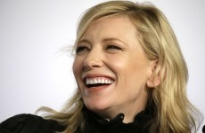 Blanchett denies gay past as lesbian movie wows Cannes
