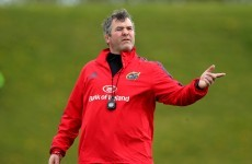 Evolution not revolution has brought about Munster's attacking improvement