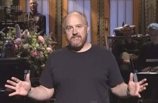 Louis CK has caused outrage with his opening monologue on Saturday Night Live