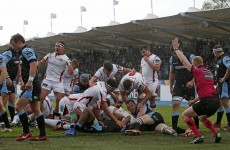 'We had 14 guys who couldn't train': Ulster coach defends weakened selection for Pro12 shake-up