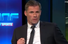 Carragher and Neville had some stern words for Raheem Sterling and his agent