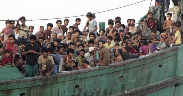 That 'unwanted' migrant boat nations had been turning away has been found