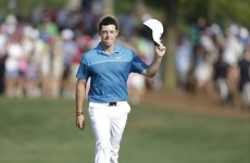 Rory McIlroy has one main career target that guides everything else