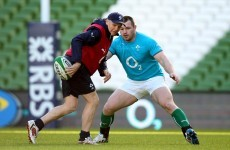 We're going to the World Cup to win it — Cian Healy has utmost faith in 'The Joe Show'