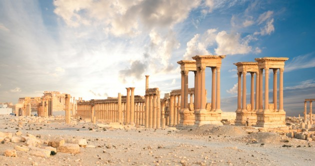 """We have to act"": World appalled as Isis seizes full control of important heritage site"
