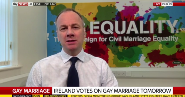 Make no mistake, the eyes of the world are on Ireland right now