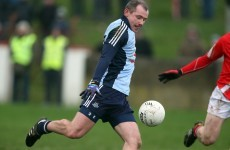 The ex-Dublin player now making his football mark with Clare