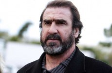 Why is Eric Cantona suing New York Cosmos for nearly $1 million?
