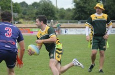 Want to represent Ireland at the Tag Rugby World Cup? Here's how…