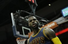 Lebron James leads Cavs to 94-82 win over Hawks, 2-0 series lead