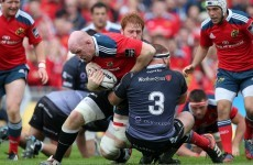 Foley's Munster survive madcap finish to squeeze into Pro12 final