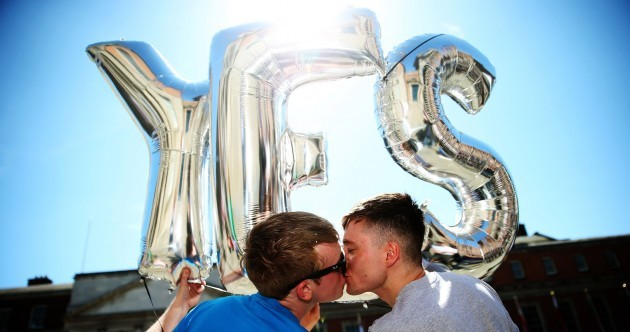AS IT HAPPENED: It's official – Ireland says YES to same-sex marriage