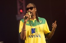 Notorious fairweather fan Snoop Dogg throws his support behind Norwich