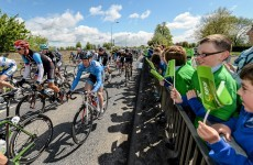 All the best images after the world's top cyclists ride their way around the country