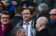 Mike Ashley has given Newcastle an extra incentive to win something next season