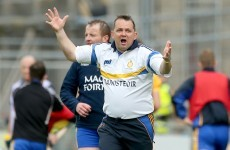 'Clare, you're not going to draw me on anything' – Davy Fitz's interview went exactly as you'd expect