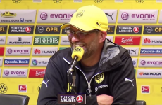 Jurgen Klopp gives the perfect response when asked if he's learning Spanish