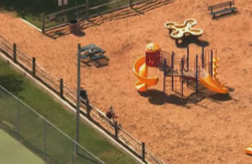 Mystery surrounds case of woman found pushing her dead son on park swings
