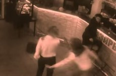 A waitress knocked out a customer who groped her and now it's going viral