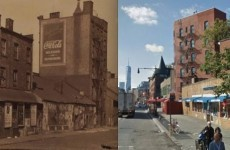 These old and new photos show just how much New York has changed