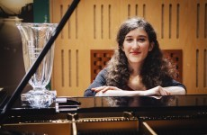 Listen to the brilliant 18-year-old winner of this year's Dublin International Piano Competition