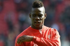 'Mario Balotelli to stay at Liverpool'