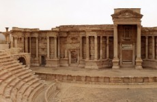 Islamic State is using a Roman amphitheatre as a stage for executions